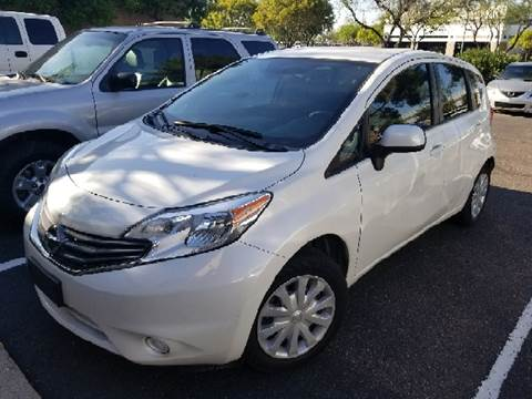 2014 Nissan Versa Note for sale in Tempe, AZ