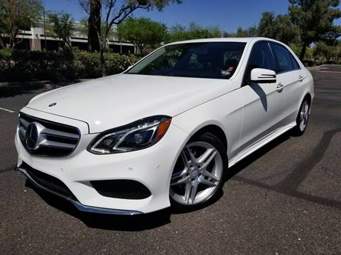 2014 Mercedes-Benz E-Class for sale at Arizona Auto Resource in Tempe AZ