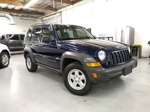 2007 Jeep Liberty for sale in Tempe, AZ