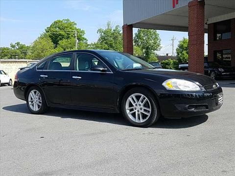 2015 Chevrolet Impala Limited for sale in Summerville, GA