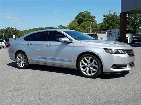 2014 Chevrolet Impala for sale in Summerville, GA