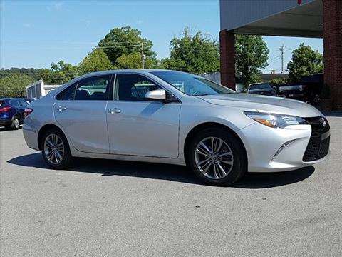 2017 Toyota Camry for sale in Summerville, GA