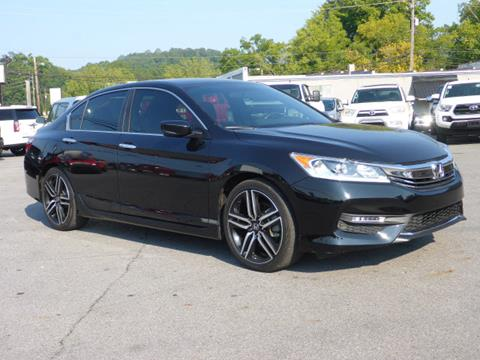 2017 Honda Accord for sale in Summerville, GA