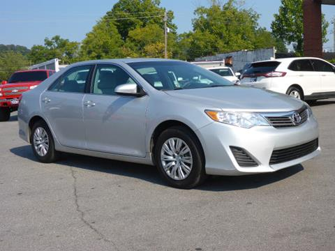 2012 Toyota Camry for sale in Summerville, GA