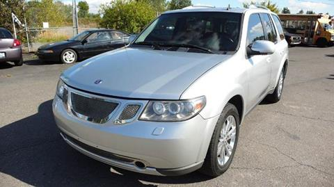 2009 Saab 9-7X for sale at FLAGGS AUTO SOURCE in Mckenna WA