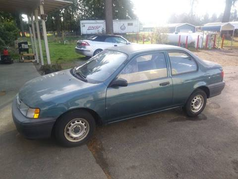 1994 Toyota Tercel for sale in Mckenna, WA
