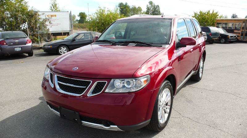 2008 Saab 9-7X for sale at FLAGGS AUTO SOURCE in Mckenna WA