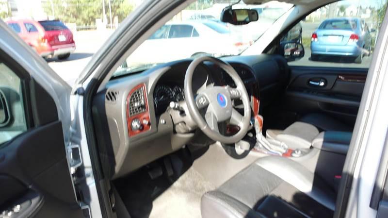 2009 Saab 9-7X AWD 4.2i 4dr SUV - Puyallup WA