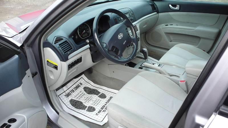 2008 Hyundai Sonata GLS V6 4dr Sedan - Puyallup WA
