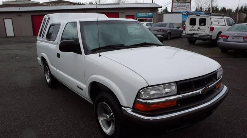 2000 Chevrolet S-10 2dr LS Standard Cab SB - Puyallup WA