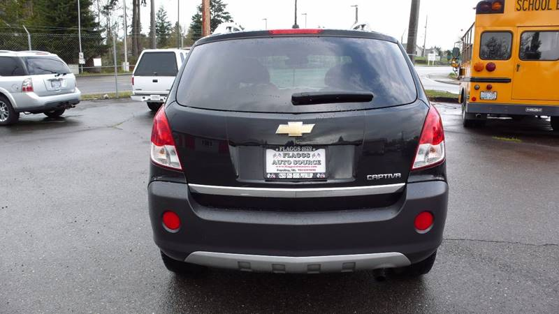 2012 Chevrolet Captiva Sport LS 4dr SUV w/ 2LS - Rainier WA