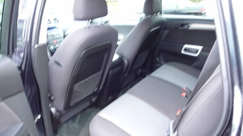 2012 Chevrolet Captiva Sport LS 4dr SUV w/ 2LS - Puyallup WA