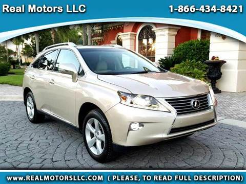 lexus used cars for sale clearwater real motors llc