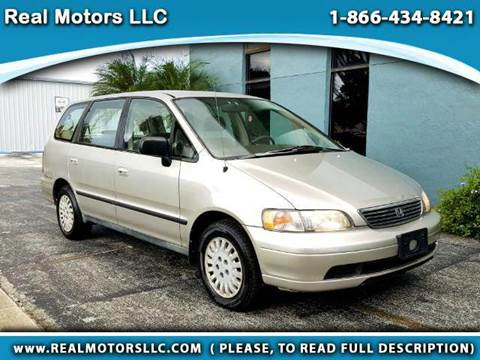 1995 Honda Odyssey for sale at Real Motors LLC in Clearwater FL