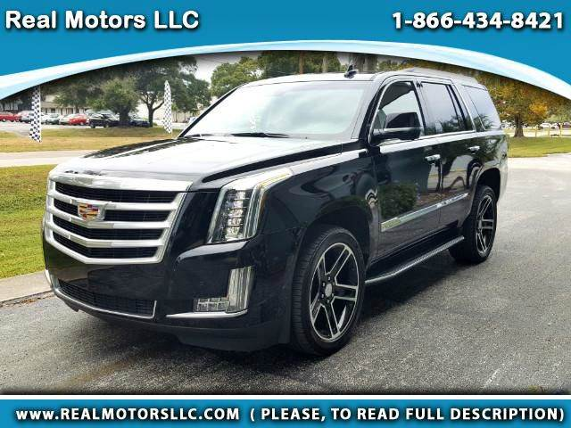 2015 Cadillac Escalade for sale at Real Motors LLC in Clearwater FL