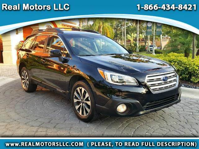 2016 Subaru Outback for sale at Real Motors LLC in Clearwater FL