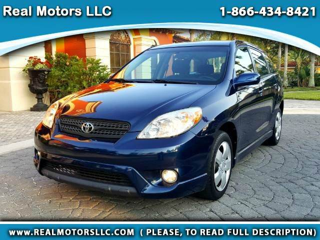 2005 Toyota Matrix for sale at Real Motors LLC in Clearwater FL