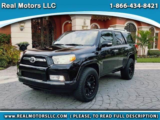 2011 Toyota 4Runner for sale at Real Motors LLC in Clearwater FL