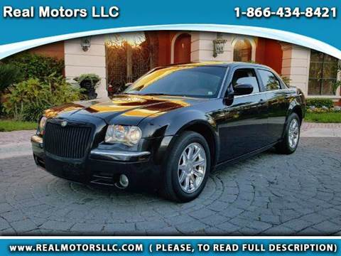 2008 Chrysler 300 for sale at Real Motors LLC in Clearwater FL