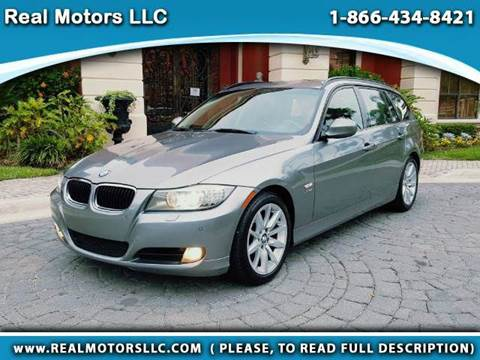 2011 BMW 3 Series for sale at Real Motors LLC in Clearwater FL
