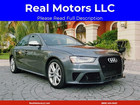 2013 Audi S4 for sale in Clearwater, FL