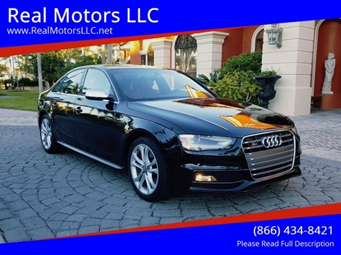 2015 Audi S4 for sale in Clearwater, FL