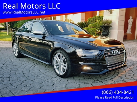 2016 Audi S4 for sale in Clearwater, FL