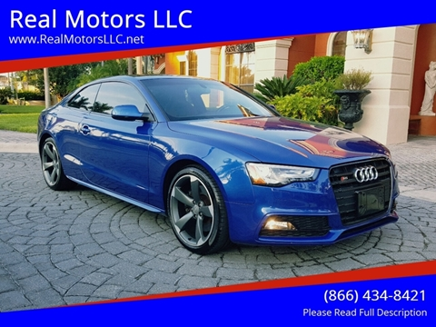 2015 Audi S5 for sale in Clearwater, FL