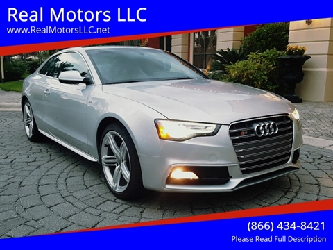 2013 Audi S5 for sale in Clearwater, FL