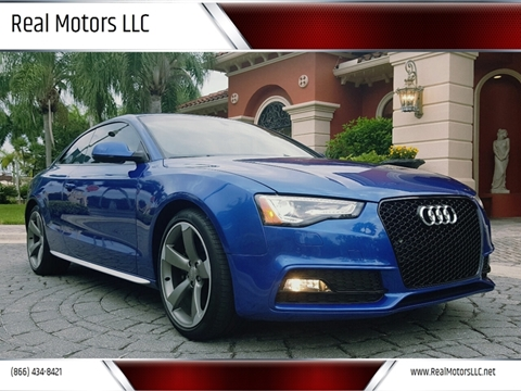 2016 Audi S5 for sale in Clearwater, FL