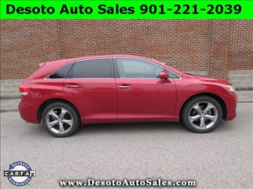 2010 Toyota Venza for sale in Olive Branch, MS