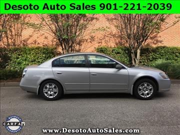 2006 Nissan Altima for sale in Olive Branch, MS