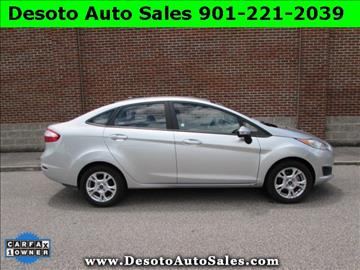 2016 Ford Fiesta for sale in Olive Branch, MS