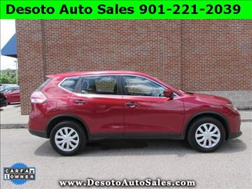 2016 Nissan Rogue for sale in Olive Branch, MS