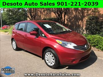 2016 Nissan Versa Note for sale in Olive Branch, MS