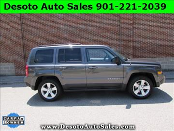 2016 Jeep Patriot for sale in Olive Branch, MS