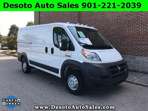 2017 RAM ProMaster Cargo for sale in Olive Branch, MS