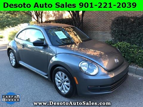 2016 Volkswagen Beetle for sale in Olive Branch, MS