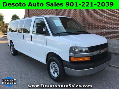 2016 Chevrolet Express Passenger for sale in Olive Branch, MS