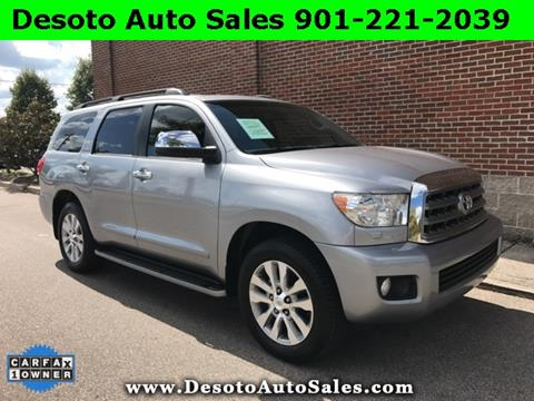 2012 Toyota Sequoia for sale in Olive Branch, MS
