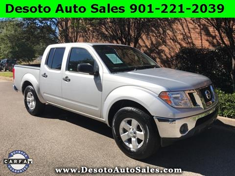 2010 Nissan Frontier for sale in Olive Branch, MS
