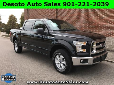 2017 Ford F-150 for sale in Olive Branch, MS