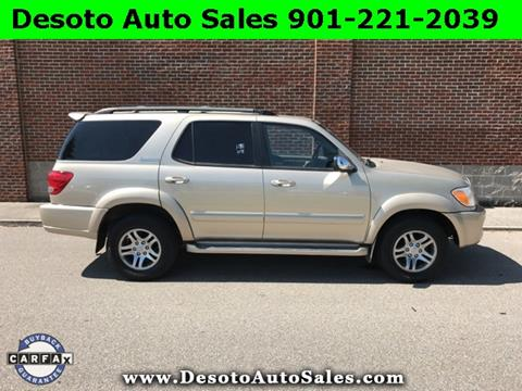 2007 Toyota Sequoia for sale in Olive Branch, MS