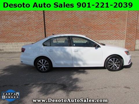 2016 Volkswagen Jetta for sale in Olive Branch, MS