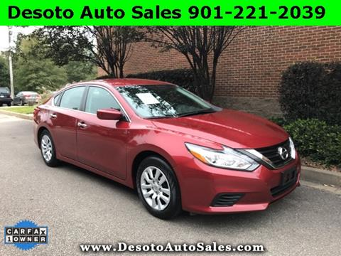 2016 Nissan Altima for sale in Olive Branch, MS