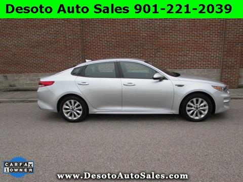 2016 Kia Optima for sale in Olive Branch, MS