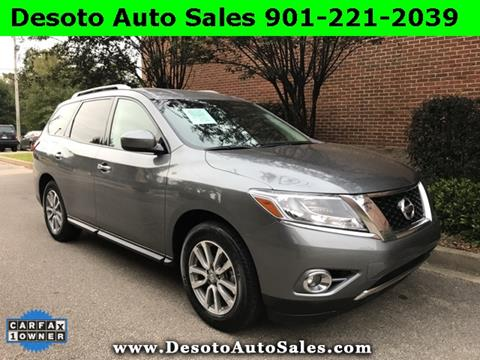 2016 Nissan Pathfinder for sale in Olive Branch, MS