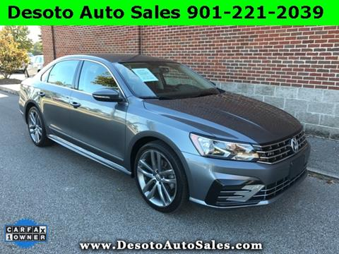 2016 Volkswagen Passat for sale in Olive Branch, MS