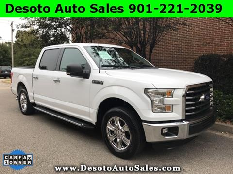 2016 Ford F-150 for sale in Olive Branch, MS