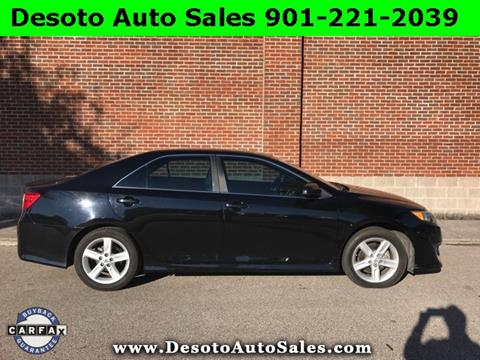 2012 Toyota Camry for sale in Olive Branch, MS